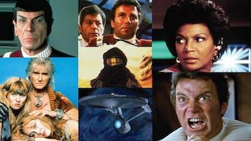 """""""Star Trek II: The Wrath of Khan"""" Drag Screening"""