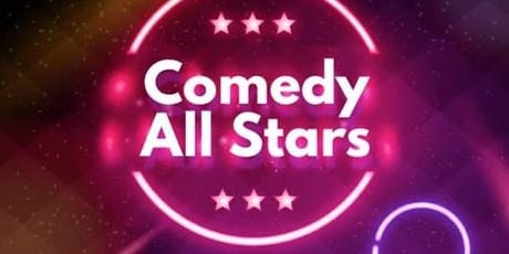 Comedy Shows ( Comedy All Stars ) Stand UP Comedy tickets