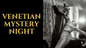 """ZAVO NYC Venetian Mystery Night"""