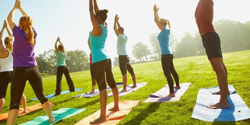 Free Yoga in the park (Bring your own mat)