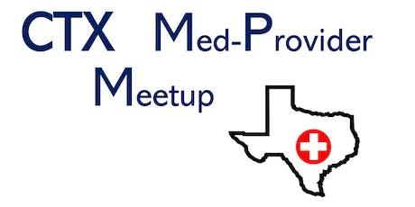 CTX Med Provider Meetup tickets