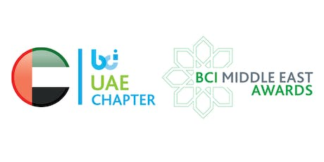 BCI UAE Chapter Conference & Middle East Awards tickets