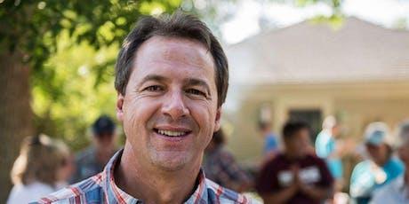 NPC Headliners Newsmaker: Democratic presidential candidate Gov. Steve Bullock tickets