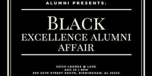 Erwin/Center Point Black Excellence Alumni Affair