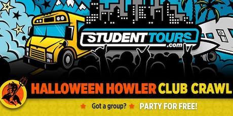 Halloween Howler billets