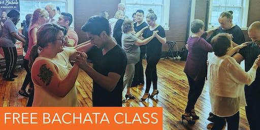 FREE Bachata Class!