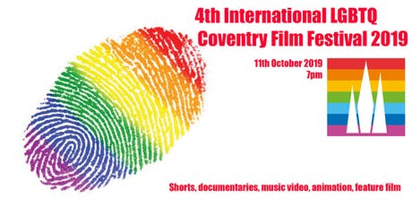 4th International Coventry LGBTQ Film Festival tickets