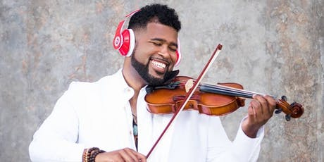 Jazz Dinner with Hip Hop Violinist Big Lux! tickets