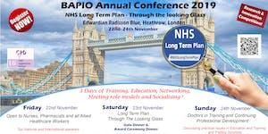 BAPIO Annual Conference 2019