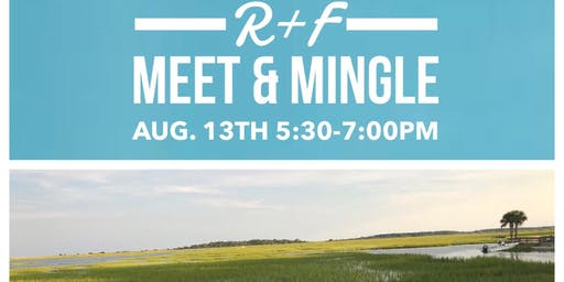 RF Mix & Mingle on the Inlet with the #1 Skincare in North America