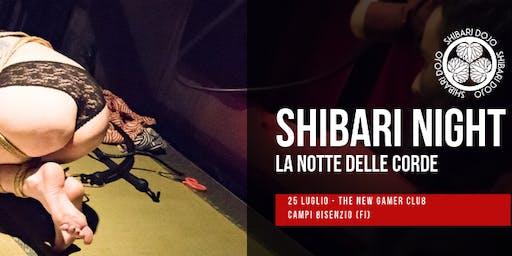 Shibari Night - Legature Erotiche - 25 Luglio 2019