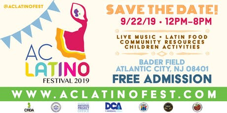 Atlantic City Latino Festival 2019 tickets