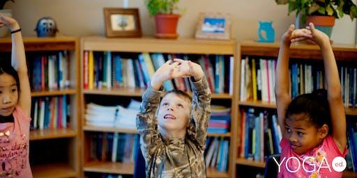 Yoga Ed. Children's Yoga Teacher Training
