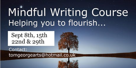 Mindful Writing Course in Liverpool tickets