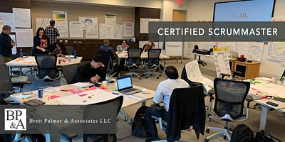 Certified ScrumMaster (CSM) - Ann Arbor (weekend) - Guaranteed to Run