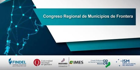 Congreso regional de municipios de frontera entradas