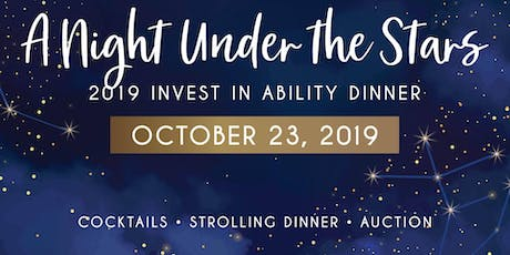 Invest in Ability 2019 tickets