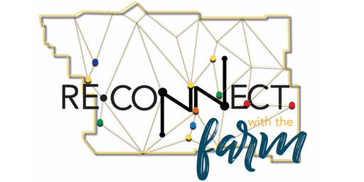 Reconnect to the Farm Tour - A Mountain View County Open Farm Days Event