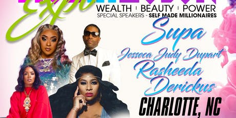 LIVE IN COLOR - Wealth|Beauty|Power w/ SupaCent, Derickus, Rasheeda & Judy tickets