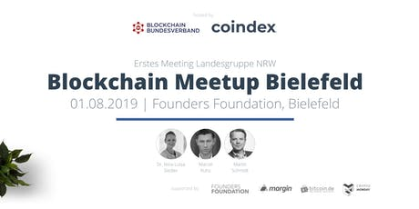 Blockchain Meetup Bielefeld Tickets