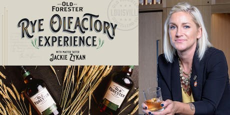 Old Forester Olfactory Experience w/ Master Taster Jackie Zykan tickets