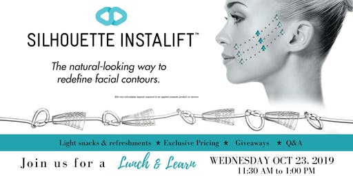Lunch & Learn Silhouette Instalift at Golden Glow Medical Spa