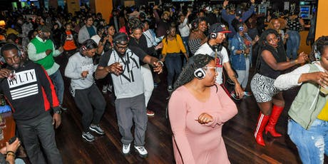 """Dirty South Night """"Silent Headphone Dance Party"""" @ Lucky Strike DC tickets"""