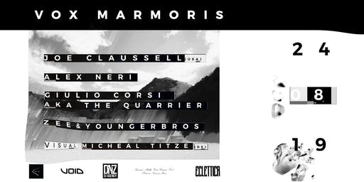 24.08.19 VOX MARMORIS
