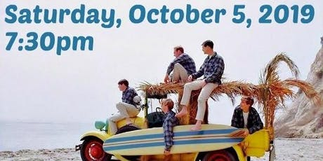 Good Vibrations: A Celebration of the Beach Boys tickets