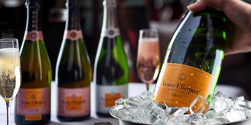 Veuve Clicquot TasteMaker Wine Dinner at Ruth's Chris Ann Arbor