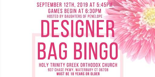 Designer Pocketbook  Bingo
