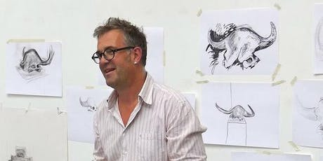 'Line versus Tone' 1-day life drawing workshop with Charles Williams NEAC RWS tickets