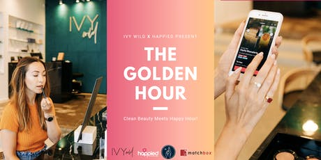 Ivy x Happied: The Golden Hour tickets