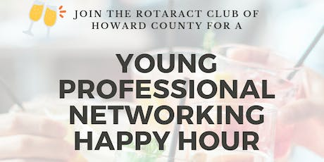 Young Professional Networking Happy Hour tickets