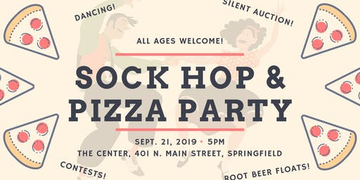 Sock Hop Pizza & Dance Party to benefit Bransford!