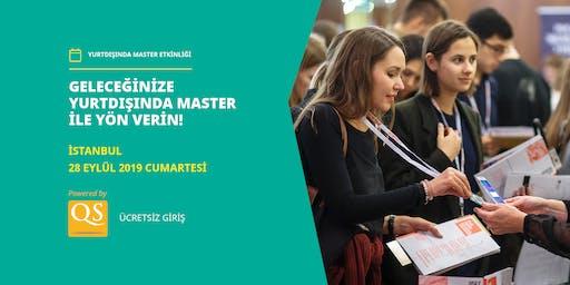 Ücretsiz Yurtdışında Yüksek Lisans Eğitimi Etkinliği - İstanbul