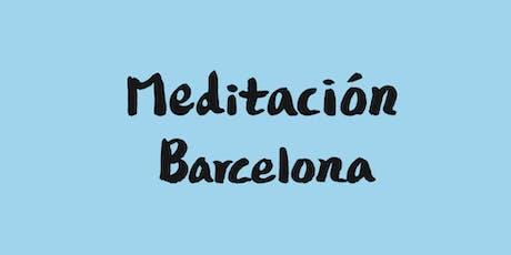 la charla introductoria de la meditación entradas