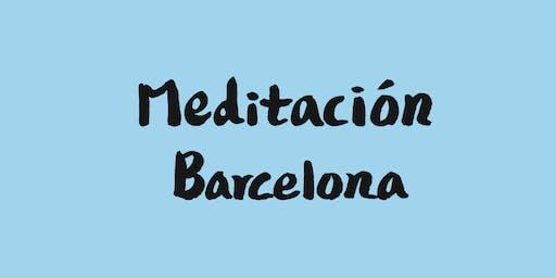 la charla introductoria de la meditación