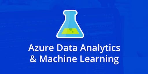 Data Analytics & Machine Learning Bootcamp and Training December 3rd