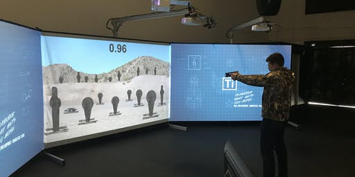 Free Lunch & Learn: Firearms Simulator Training