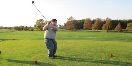 Jr. Golf tickets