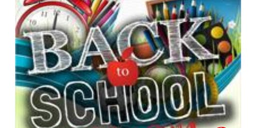 Back 2 School Rally @Magnolia Park Church of Christ