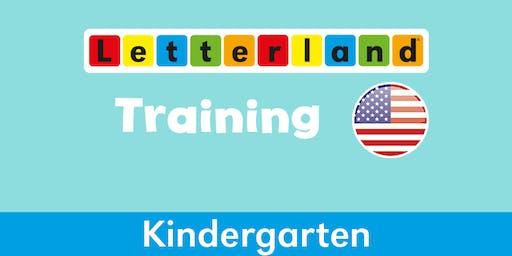 Kindergarten Letterland Training- Rocky Mount, NC