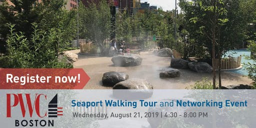 August Walking Tour& Networking