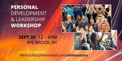 'All About You' Personal Development & Leadership Workshop