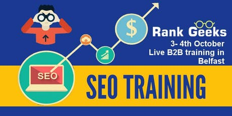SEO & Digital Marketing Course tickets