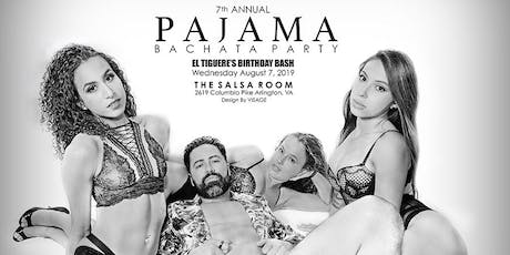 PAJAMA BACHATA PARTY LIVE IN CONCERT KEWIN COSMOS - GET YOUR TSR VIP CARD  tickets