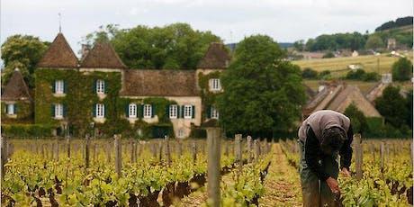 Fermentation Class:  Burgundy tickets
