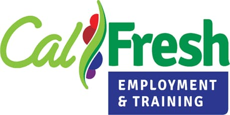 CalFresh E&T Annual Training tickets