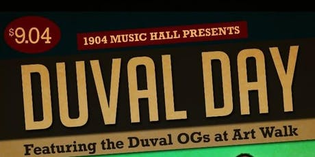 Duval Day Festival - Whole Wheat Bread, Evergreen Terrace, Rob Roy & more! tickets